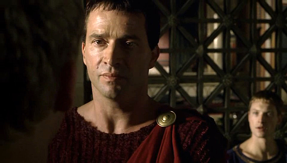 marc antony of rome. quot;Romequot; . Mark Antony